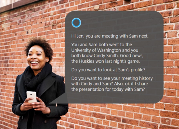 LinkedIn Will Bring Richer Context to Cortana in its Role as an Enterprise Intelligent Assistant